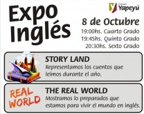 Expo Ingles 2010 - Blog