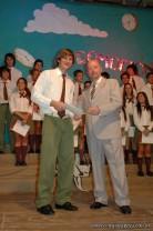 Acto de Colacion de la Promocion 2010 109