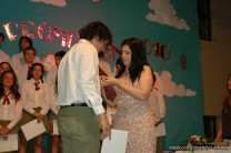 Acto de Colacion de la Promocion 2010 125