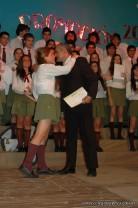Acto de Colacion de la Promocion 2010 219