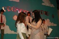 Acto de Colacion de la Promocion 2010 73