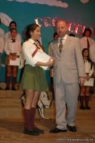 Acto de Colacion de la Promocion 2010 98