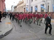 Desfile en Homenaje y Festejo de Thumb
