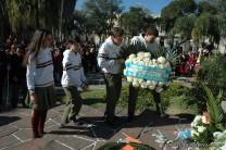 Desfile en Homenaje a San Martin y Festejo de Cumpleaños 1
