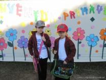 Primaria recibio la Primavera 11