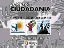 Expo Ciudadania