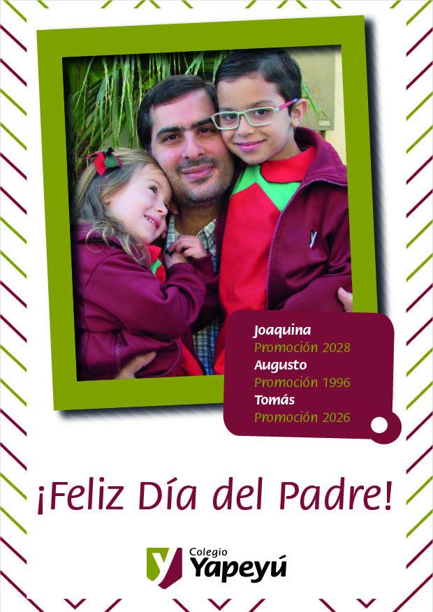 Feliz Dia del Padre 2014