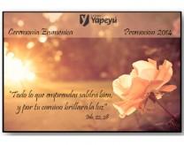 Invitacion Ceremonia Ecumenica 2014