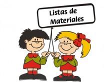 Listas de Materiales