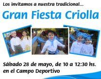 Fiesta Criolla - Blog