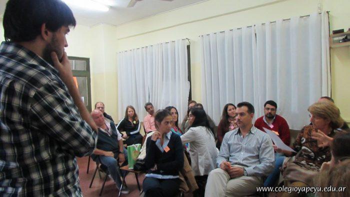 Primer Encuentro del Taller Escuela para Padres 1