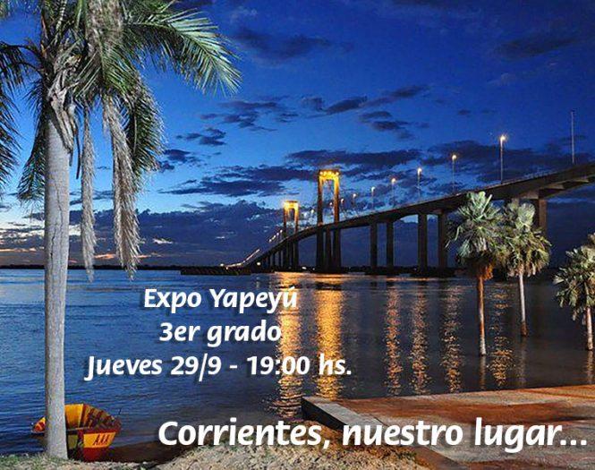 expo-yapeyu-3er-grado-blog