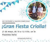 Gran Fiesta Criolla