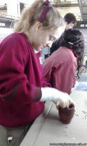 Extracción de pigmentos de plantas verdes 1