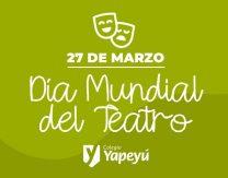 Día Mundial del Teatro