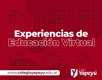 Experiencias de Ed. Virtual