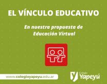 El vínculo educativo