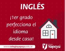 Inglés 1er grado