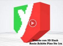 Logo 3D Achitte Pino