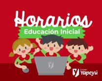 PORTADA HORARIOS 29-6 3-7
