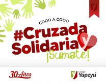 #CruzadaSolidaria